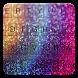 Colorful Glitter Keyboard by kolingprang