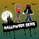 Halloween Skins for Minecraft by Way4Apps