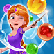 Magical Pop-Bubble Shooter Crush games