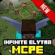 Infinite Elytra Flight NEW Mod for MCPE