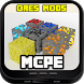 Ores MODS For MCPE by PS Media Studio