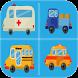 Transportation Quiz by CA Green Studio