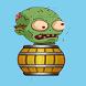 Zombie Tank Glider by Kriengsak