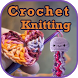 Crochet Knitting Videos Tutorial : Learn Lessons by All Language Videos Tutorials Apps 2017 & 2018