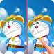 Doraemon Spot the Difference