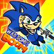 War Sonic Boom by Shadow Snake