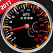 GPS Speedometer Odometer & Trip Meter - HUD Way by Technoroid MobiApps