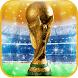 Theme Football Jersey Golden World Cup by li shangjing