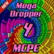 Mega Dropper 4 map for MCPE by SmilTwinkl studio