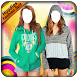 Women Hoodies Fashion Suit by Aim Entertainments
