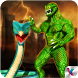 Anaconda Hero vs Super Villains