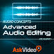 Advanced Audio Editing by AskVideo.com
