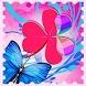Theme Butterflies GO Launcher by Workshop Theme
