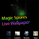 Magic Spores Live Wallpaper by Mohammed El Batya