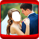 Couple Wedding Photo Montage by Blue Photo Montage