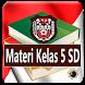 Rangkuman Materi SD Kelas 5 by Bokomedia
