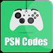 Free Codes PSN Generator by Tixou