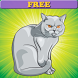 Coloring Book: Cats ! FREE by romeLab