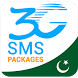 3G 4G & SMS Packages -Pakistan by Nine Apps
