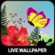 Butterflies Live Wallpaper by Wave Keyboard Design Studio