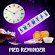 Medication Reminder - Take meds on time.