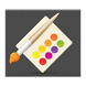 Finger Painting: Write ABC 123 by PooniApps