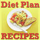 Diet Plan Recipes VIDEOs for Weight Loss & Gain