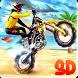 Super Beach Bike Fun Racing Stunt Master by 360 Degree Games