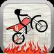 Stick Stunt Biker by Djinnworks GmbH