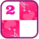 Pink Piano Tiles 2 by erfolgberg