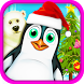 Snow Storm Animal Rescue by Happy Baby Games - Free Preschool Educational Apps