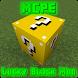 Lucky Block Mod for MCPE by LyfeLingSuru