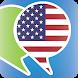 Learn English (USA) Phrasebook by L-Lingo | VocLab