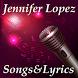Jennifer Lopez Songs&Lyrics by MutuDeveloper
