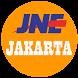 Ongkir JNE Jakarta by Domino Developers