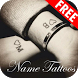 Name Tattoos Lettering by lasthopedev