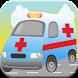 Ambulance Kid Games Match Race by M&K Corp