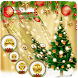 Christmas Gold Theme by Cool Theme Love