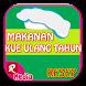 123+ Resep Kue Ulang Tahun by Alsatia Media