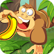 Monkey Kong Adventure - Bananas World