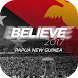Believe PNG by Custom Church Apps