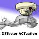 DETACT - Detector Actuation
