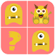 Monster Pair - Memory Game by Epic Puzzle