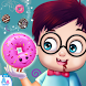 Donut Maker and Decoration-Cooking game