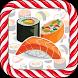 Candy Sushi Mania by jitplayapp