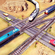 Train Driving Free -Train Games by Redcorner Games