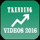TRENDING VIDEOS 2016 by XFIRE STUDIO