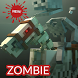 Zombies map for Minecraft PE by Smoir