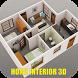 Home Interior 3D Ideas by MURID DEVELOPER