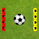 World Soccer Pong by KaBoom